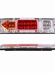cheap -ZIQIAO 1 Piece Light Bulbs 12W W lm Tail Light Foruniversal General Motors