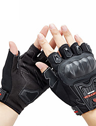 Недорогие -Спортивные Универсальные Мотоцикл перчатки Полиэстер Регулируется / Выдвижной / Дышащий / Анти-скольжение