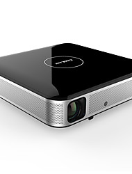 cheap -COOLUX S3 PRO DLP Mini Projector LED Projector 1100 lm Support 1080P (1920x1080) 30-300 inch Screen / WXGA (1280x800)