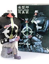Недорогие -Аниме Фигурки Вдохновлен One Piece Bartholomew Kuma ПВХ 17.5 См Модель игрушки игрушки куклы