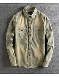 Majica Muškarci Prugasti uzorak Pamuk