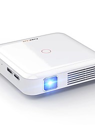 cheap -COOLUX Q7 DLP Mini Projector 400 lm Android Support 1080P (1920x1080) inch Screen