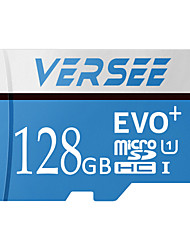 abordables -Versee 128GB carte SD TF carte Micro SD Card carte mémoire UHS-I U3