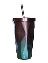 baratos -Aço Inoxidável Vacuum Cup Escritório / Carreira Copos 1