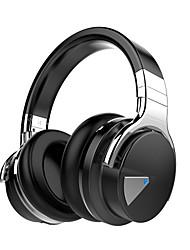 economico -E7 Oltre l'orecchio Fascia per capelli NFC Bluetooth 4.0 Auricolari e cuffie Dinamico Acciaio + plastica Pro Audio Auricolare HIFI Dotato
