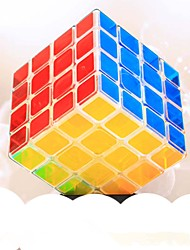 cheap -Rubik's Cube z-cube Mirror Cube 4*4*4 Smooth Speed Cube Magic Cube Puzzle Cube Office Desk Toys Stress and Anxiety Relief Classic Theme