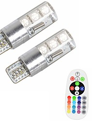 cheap -NIGHTEYE 2pcs Light Bulbs 3W SMD 5050 6 Turn Signal Light For universal General Motors All years