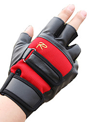 cheap -outdoor riding leather wrench gloves slip resistant