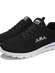 Muškarci Cipele Til Proljeće Jesen Udobne cipele Atletičarke tenisice Hodanje za Atletski Crn Crno-bijeli Crna / Green