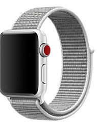 baratos -Pulseiras de Relógio para Apple Watch Series 3 / 2 / 1 Apple Fecho Clássico Náilon Tira de Pulso