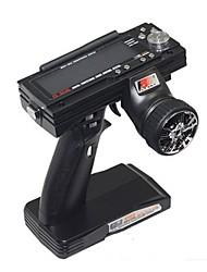 baratos -FS-GT3B 1pç Transmissor / Controlador remoto / Controles remotos drones drones Plásticos