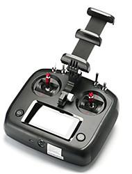 baratos -FLYSKY FS-i6S 2.4G 10CH AFHDS 2A 1conjunto Controles remotos Transmissor / Controlador remoto drones drones Plásticos