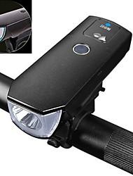 baratos -Luzes de Bicicleta Focos de LED LED Ciclismo Smart Iluminação de LED Impermeável Com identificação inteligente Bateria Recarregável 350