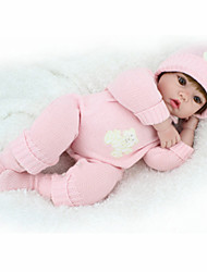 economico -NPK DOLL Bambole Reborn Bambini 20 pollice Silicone / Vinile - realistico, Ciglia applicate a mano, Chiodi con punta e sigillati Per bambino Regalo / CE / Tono naturale della pelle / Testa floscia