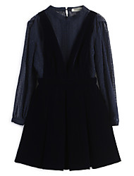 cheap -UNE FLEUR Women's Blouse - Solid Colored