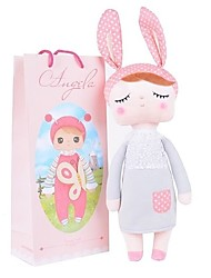 abordables -Rabbit Animal Animaux en Peluche Exquis Adorable Fille Cadeau