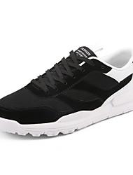 cheap -Men's Shoes Fall Light Soles Running Shoes for Casual Black Rainbow Green Khaki