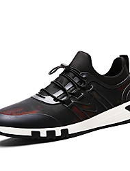 cheap -Men's Shoes Synthetic Microfiber PU PU Pigskin Leatherette Suede Spring Comfort Athletic Shoes Walking Shoes Cycling Shoes Hiking Shoes