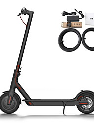 cheap -Xiaomi M365 America Version Electric Scooter Anti-slip 8.5 inch Aluminium Alloy 500*110mm 250 W Up To 30000 m And 25 km/h Portable, Portable Folding, Ultra-Lightweight White / Black