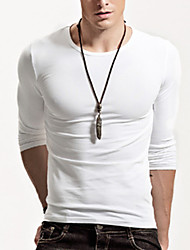 Majica s rukavima Muškarci - Aktivan Jednobojni