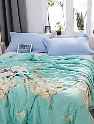 economico -Confortevole Miscela polyester / cotone Miscela polyester / cotone Stampa 300 fili Fantasia floreale