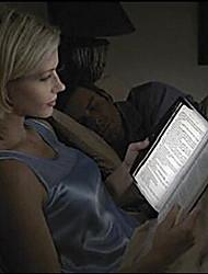Недорогие -1шт LED Night Light Теплый белый Аккумуляторы AAA прикроватный