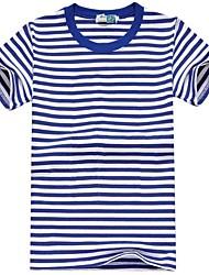 preiswerte -Herrn Gestreift - Aktiv T-shirt