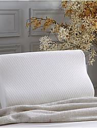 Недорогие -удобный - Высшее качество Запоминающие форму тела подушки Терилен T/C хлопок Стрейч Надувной