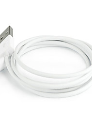 cheap -Lightning High Speed / Quick Charge Cable iPhone for 200 cm For PVC(PolyVinyl Chloride)