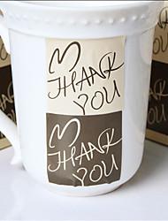 baratos -Outros Etiquetas, Etiquetas e tags - 6 Corte quadrado Autocolantes Todas as Estações