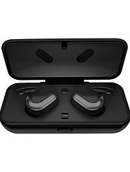 cheap -CIRCE S26 In Ear Wireless Bluetooth 4.2 Headphones Dynamic Aluminium Alloy 7005 Metal PP+ABS Mobile Phone Earphone With Charging Box with