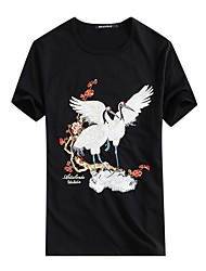 Majica s rukavima Muškarci - Kinezerije Životinja Vezeno