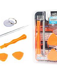 Недорогие -jakemy 5 in 1 набор инструментов для ремонта инструментов отвертки / открывалки для палочки / присоска ferramentas herramientas