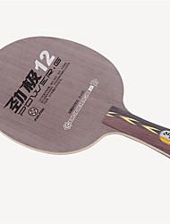 baratos -DHS® POWER.G12 FL Ping Pang/Tabela raquetes de tênis Vestível Durável De madeira Fibra de carbono 1