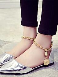 abordables -Femme Chaussures Polyuréthane Printemps Eté Confort Chaussures à Talons Marche Talon Aiguille Bout pointu pour Décontracté Bureau et