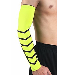 cheap -Elbow Support for Basketball Running Unisex Impact Resistant Non-Slip Sport Outdoor clothing High Quality EVA 1 pc White Yellow Red Blue