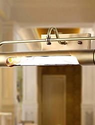 Недорогие -Простой Настенные светильники Спальня / Коридор Металл настенный светильник 220-240Вольт 40W