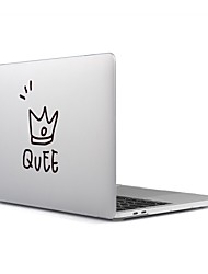 "MacBook Etui for Hund Plast Ny MacBook Pro 15"" Ny MacBook Pro 13"" MacBook Pro 15-tommer MacBook Air 13-tommer MacBook Pro 13-tommer"
