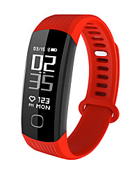 cheap -Smartwatch R8 for Android 4.4 / iOS Bluetooth / Calories Burned / Pedometers Pulse Tracker / Pedometer / Activity Tracker / Sleep Tracker / Alarm Clock / Finger sensor / 250-300 / Call Reminder