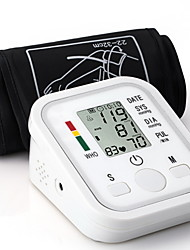 abordables -temps de pression de sang intelligent protection d'écran d'affichage à cristaux liquides précis mesure d'arrêt automatique de type d'horloge