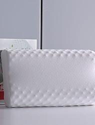 baratos -Qualidade Confortável-Superior Poliéster Confortável Travesseiro 100% Látex Natural Poliéster