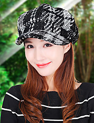cheap -Unisex Work Casual Cotton Polyester Beret Hat Floppy Hat Sun Hat Newsboy Cap Baseball Cap - Print