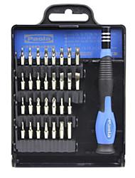 Недорогие -Сотовый телефон Набор инструментов для ремонта 31 in 1 Отвертка Инструменты для ремонта Мобильный телефон