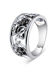 preiswerte -Herrn Damen Knöchel-Ring , Silber versilbert Irregulär Klassisch Retro Modisch Hochzeit Formal Modeschmuck