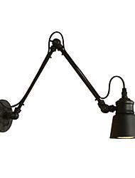 economico -Anti-riflesso / Stile Mini LED / Retrò / vintage Luci del braccio oscillante Salotto / Negozi / Cafè Metallo Luce a muro 110-120V /