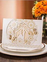 baratos -Embrulhado e de Bolso Convites de casamento 50pçs - Convites para Festas de Noivado Convites para Chá de Casada Convites para Chá de Bebê
