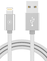 economico -Illuminazione Portatile / Carica rapida iPhone per 100 cm Per Plastica / Nylon