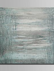 economico -Hang-Dipinto ad olio Dipinta a mano - Astratto Paesaggi Modern Tela