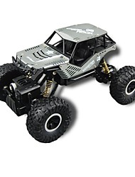 preiswerte -RC Auto 1 Kanal 2.4G High-Speed Treibwagen Stuntauto Off Road Auto Monster Truck Bigfoot Buggy (stehend) 1:16 Bürstenloser Elektromotor 10