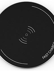 baratos -Carregador Sem Fios Carregador USB Universal Carregador Sem Fios / Qi * 1 2 A DC 9V para iPhone 8 Plus / iPhone 8 / S8 Plus